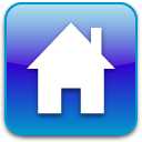 homepage, Building, house, Home RoyalBlue icon