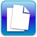 document, paper, File LightSeaGreen icon