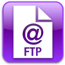 Ftp BlueViolet icon