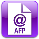 Afp BlueViolet icon