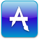 Application RoyalBlue icon