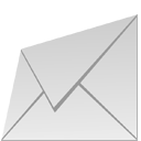 mail, Email, Letter, envelop, Message Gainsboro icon