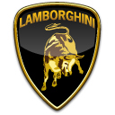 lamborghini Black icon