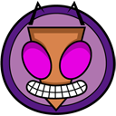 invader, zim RosyBrown icon