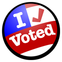 voted Firebrick icon