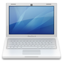 White, Macbook Gainsboro icon