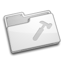Developer, rev, Folder WhiteSmoke icon