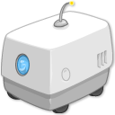 Automator, somatic Gainsboro icon