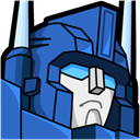 ultra, magnus RoyalBlue icon