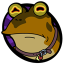 hypnotoad Black icon