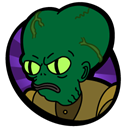 morbo DarkGreen icon
