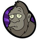 bigfoot Black icon