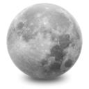 Moon DarkGray icon