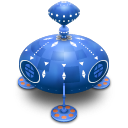 vessel, kaldorian CornflowerBlue icon