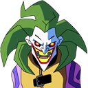Joker DarkSlateGray icon
