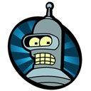 Bender Black icon