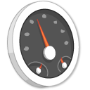 somatic, Dashboard DimGray icon