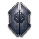 halo, shield, security, protect, Guard DarkSlateGray icon