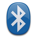 Bluetooth Teal icon