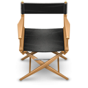 cast, Chair, Blank, Empty Black icon
