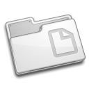 document, Folder, paper, File WhiteSmoke icon