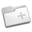 Folder, new WhiteSmoke icon