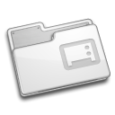 Folder, Desktop Gainsboro icon