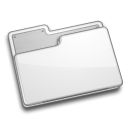 default, Folder WhiteSmoke icon