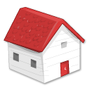house, Building, homepage, Home Firebrick icon