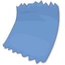 unknown, Clipping CornflowerBlue icon