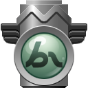 Breeze, Tp DimGray icon