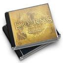 ost, Bonus, lotr Black icon
