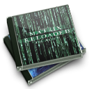 ost, reloaded, Matrix Black icon