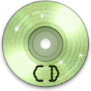 save, Cd, Alt, disc, Disk DarkSeaGreen icon