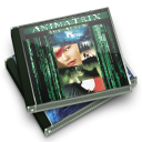 animatrix, ost Black icon