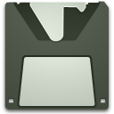 superdisk DarkSlateGray icon
