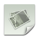 photo, document, picture, Clipping, pic, paper, File, image LightGray icon