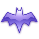 Batman MidnightBlue icon