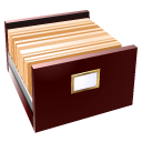 File, case, paper, for, Another, document Black icon