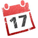 alternate, ical Black icon