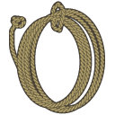 rope DimGray icon