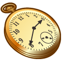 watch, pocket SaddleBrown icon