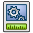 konfabulator Gainsboro icon