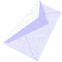 envelope LemonChiffon icon