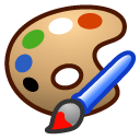 App, Painting, Draw, paint BurlyWood icon