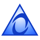 Aol MediumBlue icon