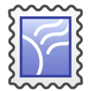 envelop, mail, Message, Letter, Email MediumPurple icon