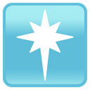 mobile phone, Favourite, star, north, Cell phone, bookmark, Iphone, smartphone MediumTurquoise icon