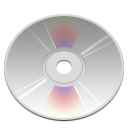 Cd, disc, save, Disk DarkGray icon