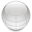 network LightGray icon